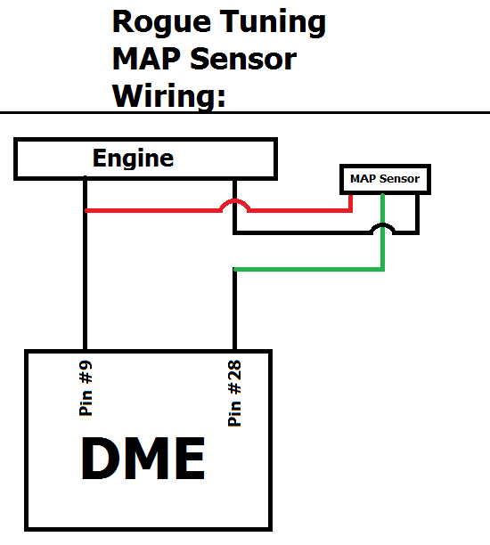 Map Sensor Wiring Diagram : Wiring diagram map sensor gallery how to guide and refrence